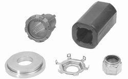 Quicksilver Flo-Torq II Hub Kits-Mercury-Mariner-Mercruiser-835257Q1