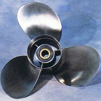 Power Tech BRS3 Bravo 2 3 Blade Propeller Mercruiser Bravo Two Propeller,bravo 2 props,bravo two prop,power tech bravo two propellers,M400BRS,BRS
