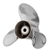 PowerTech REL3 - 3 Blade  Stainless Propeller - Yamaha - CLY200REL3R- Yamaha