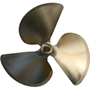 Acme1221 Propeller 3 Blade 13 X 10.5 LH Splined Bore .080 Cup